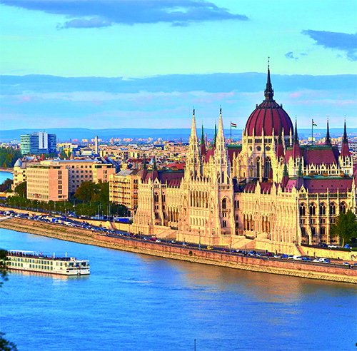 2 Tage Donaumetropole Budapest - 2. Person GRATIS