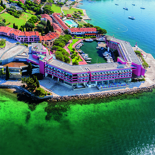 6 Tage Erholung an der Rosenküste Portoroz - Hotel Histrion