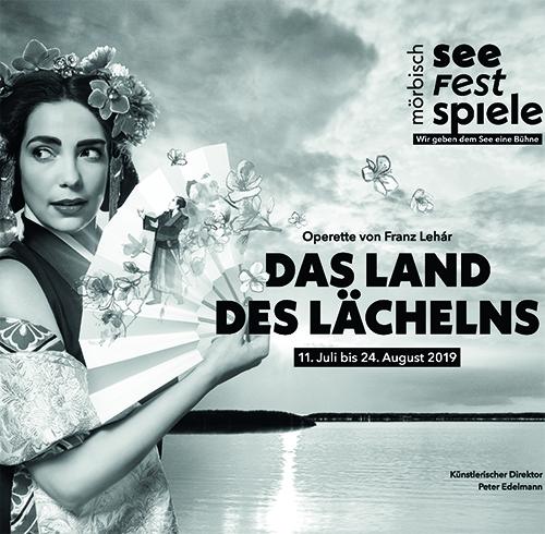 """Seefestspiele Mörbisch """"Das Land des Lächelns"""""""