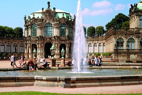 4 Tage Prag - Dresden - Krumau