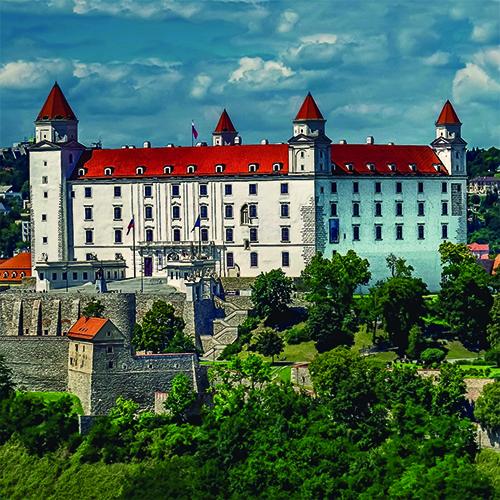 City-Tour Bratislava