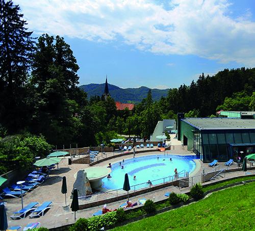 4 Tage Schnuppertermin in der Terme Dobrna (Slowenien)
