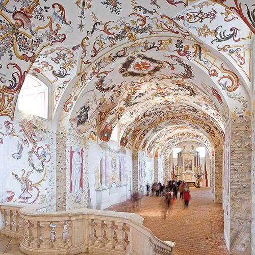 Stift Altenburg & Glaskunst