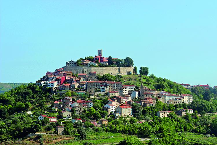 4 Tage Saisoneröffnungsreise zu den Höhepunkten Istriens