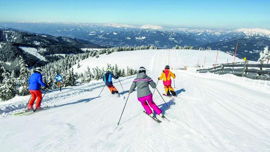 Skifahren Stuhleck