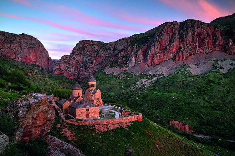 7 Tage Georgien & Armenien