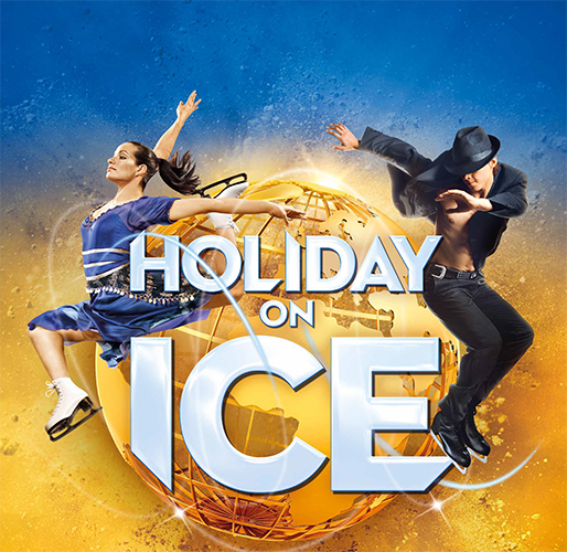 "Holiday on Ice ""Showtime"" - Stadthalle Wien"