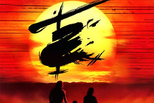 """Miss Saigon"" im Raimund Theater"